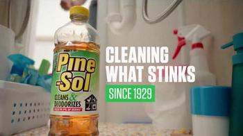 Pine Sol TV Spot, 'Trash Can' - Thumbnail 10