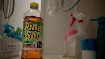 Pine Sol TV Spot, 'Trash Can' - Thumbnail 8