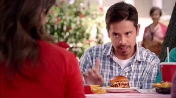 Wendy's Pulled Pork en Brioche TV Spot, 'Comida de los Domingos' [Spanish] - Thumbnail 5