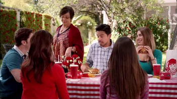 Wendy's Pulled Pork en Brioche TV Spot, 'Comida de los Domingos' [Spanish]