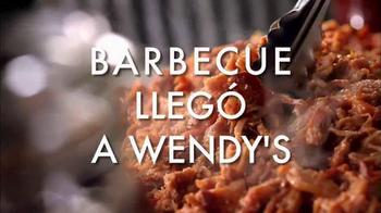 Wendy's Pulled Pork en Brioche TV Spot, 'Comida de los Domingos' [Spanish] - Thumbnail 8