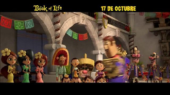 The Book of Life - Alternate Trailer 11