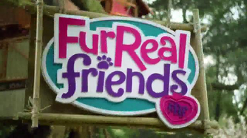 FurReal Friends TV Spot, 'PomPom Baby Panda - Thumbnail 1