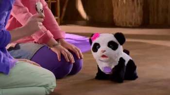 FurReal Friends TV Spot, 'PomPom Baby Panda - Thumbnail 6