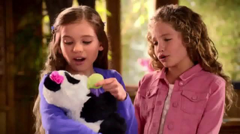 FurReal Friends TV Spot, 'PomPom Baby Panda - Thumbnail 7