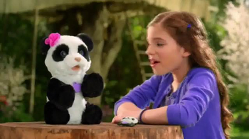 FurReal Friends TV Spot, 'PomPom Baby Panda - Thumbnail 8