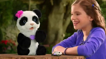 FurReal Friends TV Spot, 'PomPom Baby Panda - Thumbnail 9