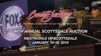 Barrett-Jackson 44th Annual Scottsdale Auction TV Spot, 'January 2015' - Thumbnail 2