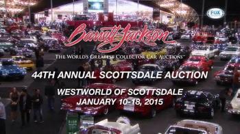 Barrett-Jackson 44th Annual Scottsdale Auction TV Spot, 'January 2015' - Thumbnail 3