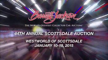 Barrett-Jackson 44th Annual Scottsdale Auction TV Spot, 'January 2015' - Thumbnail 4