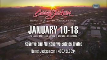 Barrett-Jackson 44th Annual Scottsdale Auction TV Spot, 'January 2015' - Thumbnail 9