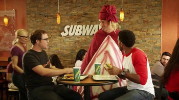 Subway TV Spot, 'Veggie-Con' - 5 commercial airings