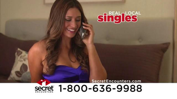 Secret Encounters TV Spot, 'Sexy Singles' - Thumbnail 7