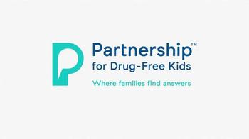 Partnership for Drug-Free Kids TV Spot, 'Aaron' - Thumbnail 10