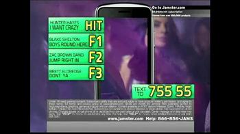 Jamster Ringtones TV Spot Featuring Hunter Hayes - Thumbnail 7