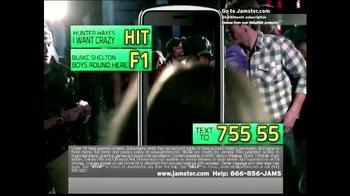 Jamster Ringtones TV Spot Featuring Hunter Hayes - Thumbnail 3