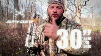 Hoyt Archery Spyder Crossbow TV Spot - Thumbnail 3