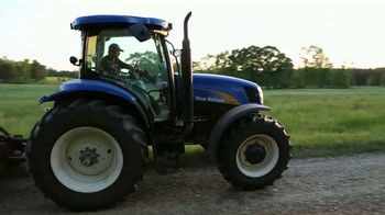 New Holland Agriculture TV Spot thumbnail