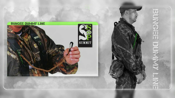 Summit Tree Stands 4 Point Safety Harness TV Spot