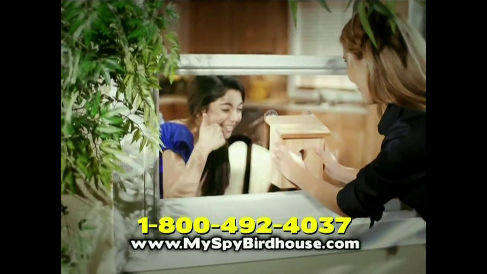 My Spy Birdhouse Tv Spot Ispot Tv
