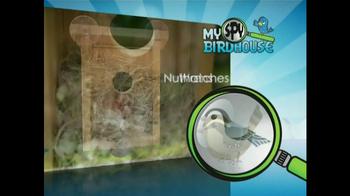My Spy Birdhouse TV Spot - Thumbnail 5