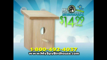 My Spy Birdhouse TV Spot - 3663 commercial airings