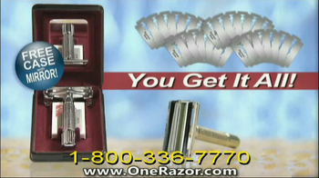 One Razor by Micro Touch TV Spot Featuring Rick Harrison - Thumbnail 10