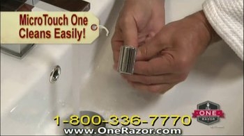 One Razor by Micro Touch TV Spot Featuring Rick Harrison - Thumbnail 6