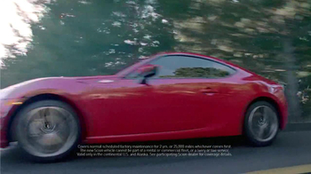 2013 Scion FR-S TV Spot, 'Boxer Engine' - Thumbnail 6