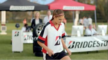 Bridgestone TV Spot, 'Soccer Ball' Featuring Alex Morgan - Thumbnail 7