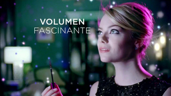 Revlon Lash Potion Mascara TV Spot Con Emma Stone [Spanish] - 14 commercial airings