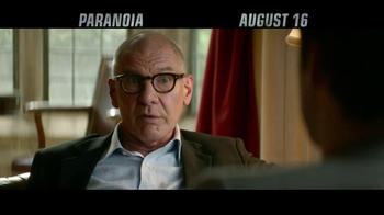 Paranoia - Alternate Trailer 1