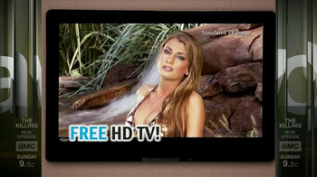 Clear TV Digital Antenna TV Spot, 'Watch TV for Free' - Thumbnail 8
