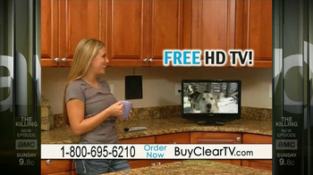 Clear TV Digital Antenna TV Spot, 'Watch TV for Free'