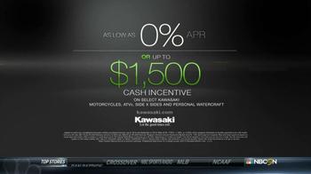 Kawasaki Teryx 4 TV Spot - Thumbnail 10
