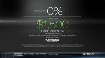 Kawasaki Teryx 4 TV Spot - Thumbnail 9