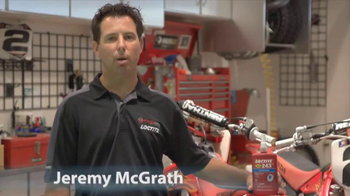 Loctite 243 TV Spot Featuring Jeremy McGrath