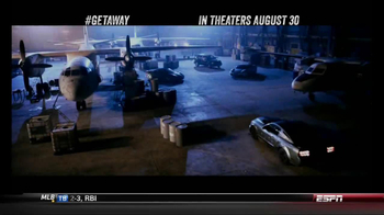 Getaway - Alternate Trailer 1