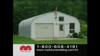 Future Buildings TV Spot, 'Workshop Garage' - Thumbnail 2