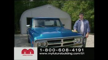 Future Buildings TV Spot, 'Workshop Garage' - Thumbnail 5