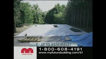 Future Buildings TV Spot, 'Workshop Garage' - Thumbnail 6