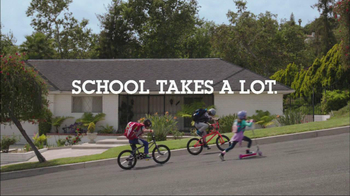 Target TV Spot, 'School Takes Alot' - 567 commercial airings