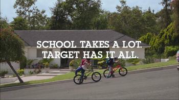 Target TV Spot, 'School Takes Alot' - Thumbnail 6