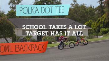Target TV Spot, 'School Takes Alot' - Thumbnail 7