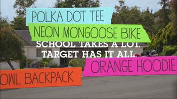 Target TV Spot, 'School Takes Alot' - Thumbnail 8