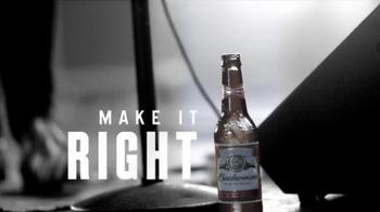 Budweiser TV Spot, 'Make Something' Featuring Jay-Z - Thumbnail 8