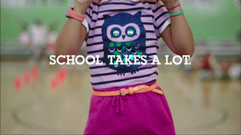 Target TV Spot, 'School Takes A Lot: Pull-ups' - Thumbnail 5