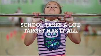 Target TV Spot, 'School Takes A Lot: Pull-ups' - Thumbnail 6