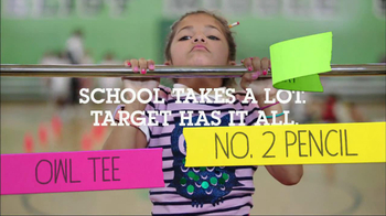 Target TV Spot, 'School Takes A Lot: Pull-ups' - Thumbnail 7