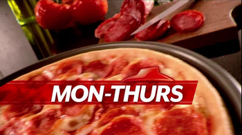Pizza Hut $6.55 Large One-Topping Carryout TV Spot - Thumbnail 5